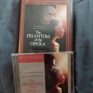The Phantom of the Opera set